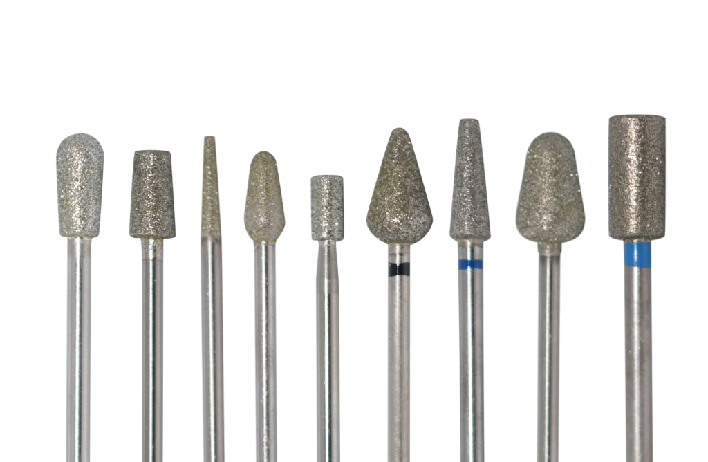 Podiatry Burs Australia Diamond Burrs
